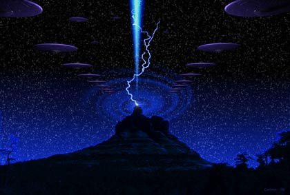Welcome to UFO ART